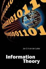 Information Theory by Lubbe, Jan C. A. van der