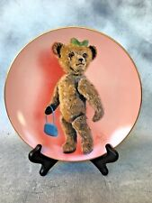 """""""This Ole Bear"""" Plate - Emma Louise - Limited ed. Plate, Art by Janet Tuck"""