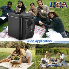 12v Mini Car Freezer Cooler Warmer Box 6L Electric Fridge Portable Refrigerator