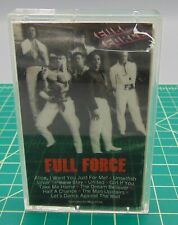 Full Force Cassette Tape 1985 Columbia Records RARE