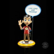 The Big Bang Theory figurine Q-Pop Sheldon Cooper 9 cm avec bulle BD 06570