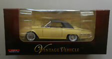 1:32 Yellow Ford Thunderbird Sport Roadster