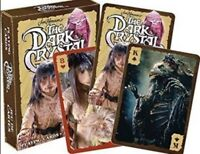 The Dark Crystal set of 52 playing cards  (+ jokers) (nm)