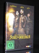DVD DIE JAGD NACH DEM SCHATZ DER NIBELUNGEN - RTL-TV-EVENT-MOVIE *** NEU ***