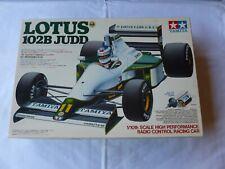 Tamiya  Lotus 102B Judd ( 58095 )  -  Vintage NIB Kit