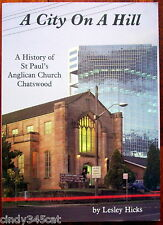 St Paul's Anglican Church Chatswood 1901 1991 History Book Youth Work Ministers