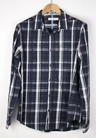 Calvin Klein Herren Freizeithemd Größe L AMZ249
