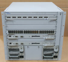 Nortel Networks Reisepass 8006 Switch 6-Slot Chassis DS1402002 2x 690W + Module
