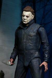 """Halloween NECA Michael Myers 8"""" 2018 John Carpenter monster horror"""