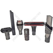 Dyson Vacuum Cleaner Complete Tool Accessories Set Fits DC17 and DC18