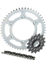 HONDA CRF150R CHAIN AND SPROCKET KIT BIG WHL 2007-2016 15T FRONT /56T REAR STEEL