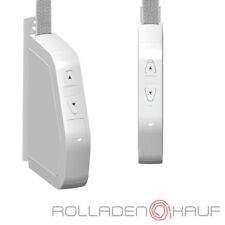 Superrollo ST115 Funk Handsender für Rollladen Antriebe 5-Kanal weiß Tasten