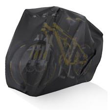 Bike Cover Storage Rain Tarp Vehicle Outdoor Bicycle Scooter Waterproof Protect