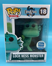 Loch Ness Monster #18 Funko Pop w/ Soft Protector