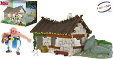 Box Plastoy Obelix House from the Asterix village and Obélix Idefix figure 2015