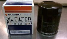 SUZUKI VEHICLES GENUINE FACTORY OEM  OIL FILTER 3 PACK  16510-85FR0