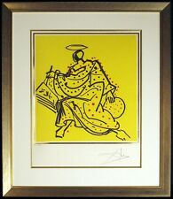 Salvador Dali Knights of the Round Table 12 Apostles Signed Original Lithograph7