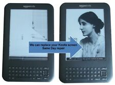 Kindle 3 Keyboard - New Screen Replacement - Same Day Service