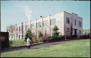 PEARL RIVER NY Lederle Laboratories American Cyanamid Company Vtg Lab Postcard
