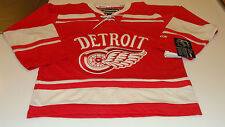 2014 Winter Classic Detroit Red Wings NHL Hockey Jersey Youth S/M Child Kids
