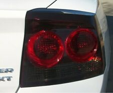 09-10 DODGE CHARGER SMOKE TAIL LIGHT W/ CUTOUT PRECUT TINT COVER SMOKED OVERLAYS