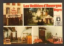 """VEYRE-MONTON (63) HOTEL-RESTAURANT """"LES VEILLEES D'AUVERGNE"""""""