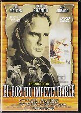 EL ROSTRO IMPENETRABLE de Marlon Brando.