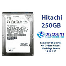 "250GB 2.5"" HDD Notebook / Laptop Hard Drive Internal SATA Hitachi Brand"