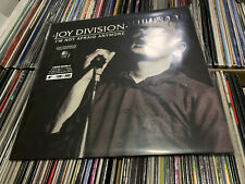 JOY DIVISION LP I'M NOT AFRAID ANYMORE GOLD  VINYL