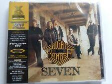 Night RANGER-SEVEN + 1 bonustrack Giappone CD xrcn - 2023 NUOVO NEW