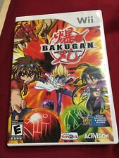 Bakugan Battle Brawlers (Nintendo Wii, 2009)