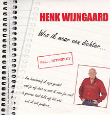 Henk Wijngaard-Was Ik Maar Een Dichter cd single