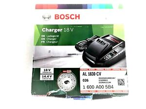 Bosch Home and Garden 1600A005B4 Battery Charger