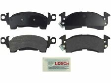 For 1987-1992 Cadillac Brougham Brake Pad Set Front Bosch 91646QV 1988 1989 1990