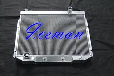 3 ROWS 1957 1958 1959 Ford Radiator Cars w/V8 engines ALL ALUMINUM RADIATOR