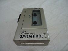 Sony Walkman Wm-F1 Portable Stereo Cassette Player, Works