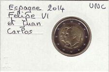 ESPAGNE 1 Pièce de 2 € (euros) Commémorative année 2005 à 2017 / Etat UNC