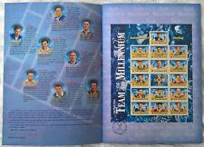 Ireland Stamps, Team of the Millennium, Hurling - 2/8/2000