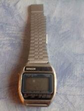 Sensor Quarz Armbanduhr für Bastler oder Ersatzteilspender
