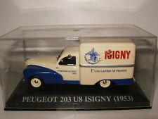 PEUGEOT 203 U8 / U 8 FROMAGERIE ISIGNY ALBI 1953 par IXO au 1/43