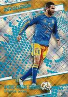 2017 Panini Revolution Soccer - Cosmic Parallel #'d /100- Tigres UANL - 138-141