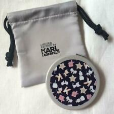 Shu Uemura Compact Mirror Limited Edition by Karl Lagerfeld In Bag New
