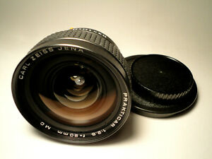 PB Carl Zeiss Jena Prakticar (Flektogon) MC 2,8/20 MINT CONDITION f2.4 35mm