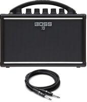 New Boss KTN-Mini Katana Mini Battery Powered Combo Amplifier