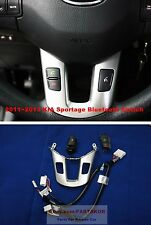 2011 2012 2013 KIA SPORTAGE Steering wheel Bluetooth Switch Control 4P 1SET OEM