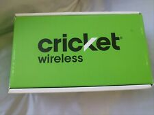 New listing LG Fortune 2 Android Smartphone Cricket wireless LM-X210CM Titan Black NEW