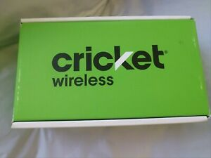 LG Fortune 2 Android Smartphone Cricket wireless LM-X210CM Titan Black NEW