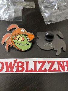 🔥 Blizzard 2019 Employee MEDIMURK Medical Murloc Pin  -Non Blizzcon Collectible