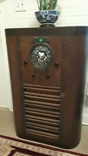 Grunow Console Radio Model 1191 Circa 1936 Works Well Restored Pick Up Only