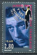 STAMP / TIMBRE FRANCE NEUF N° 2901 ** CELEBRITE / YVES MONTAND